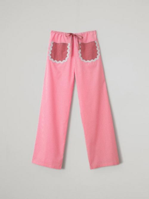 La Veste - Pantalon en coton