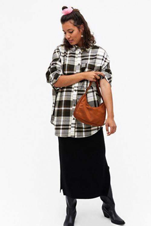 Monki - Chemise à carreaux