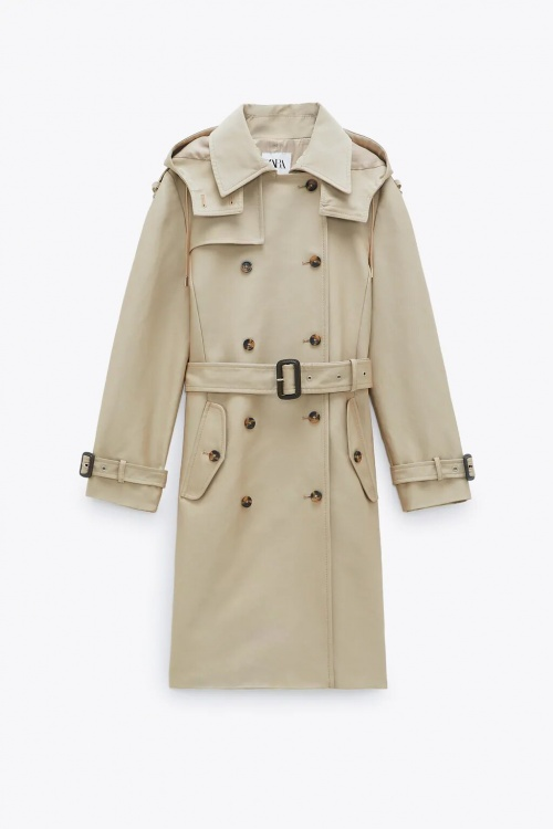 Zara - Trench imperméable