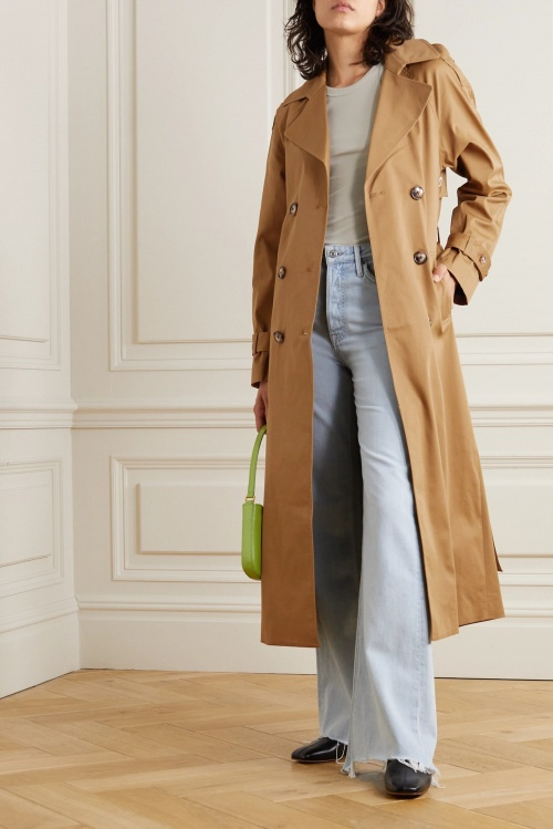 Reformation - Trench-coat en coton