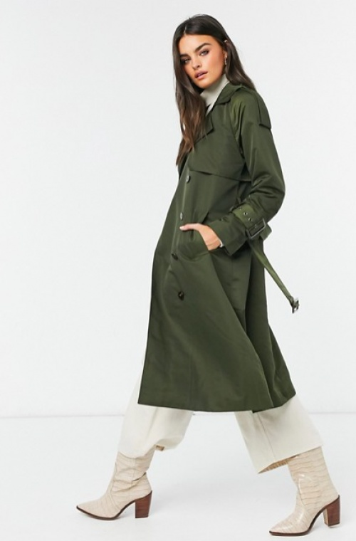 Object - Trench-coat kaki