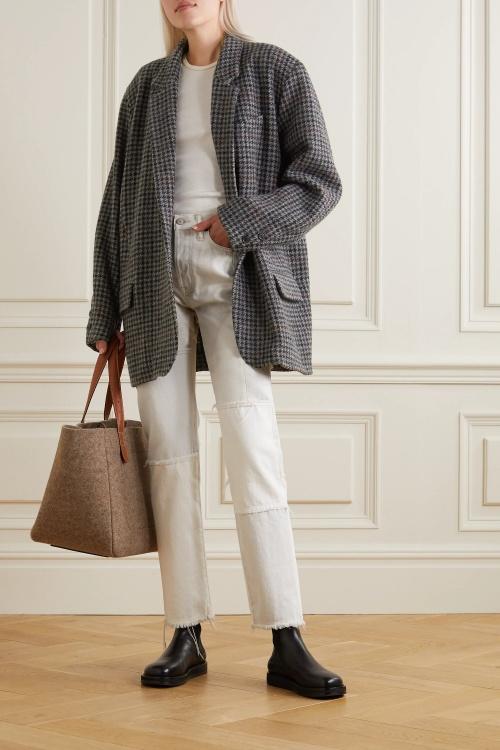 Isabel Marant Étoile - Blazer en tweed