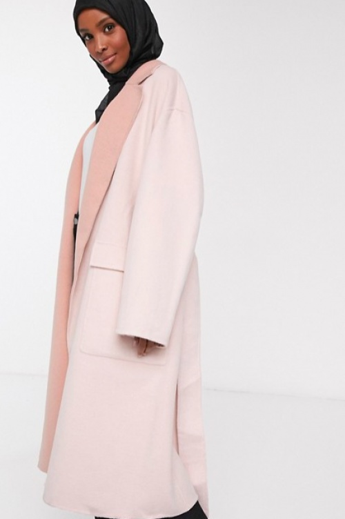 French Connection - Manteau en laine