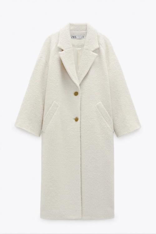 Zara - Manteau structurée
