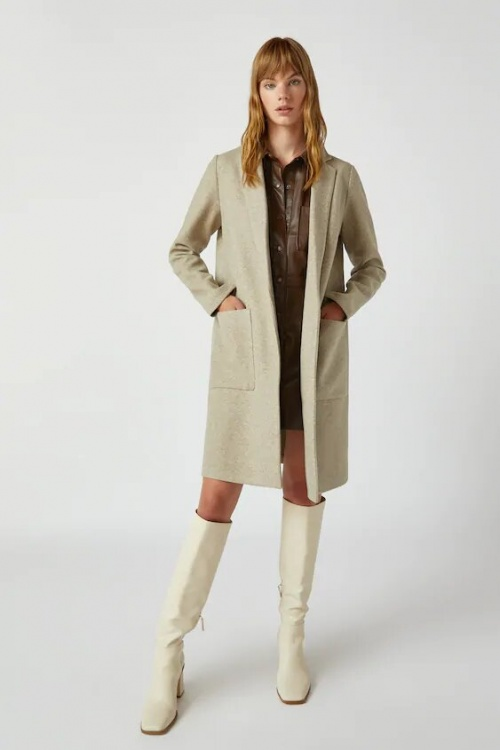 Pull and Bear - Manteau léger
