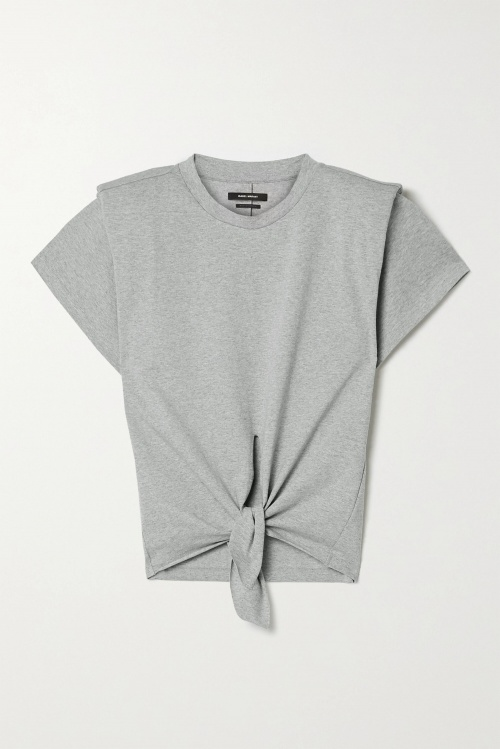 Isabel Marant - T-shirt à épaulettes