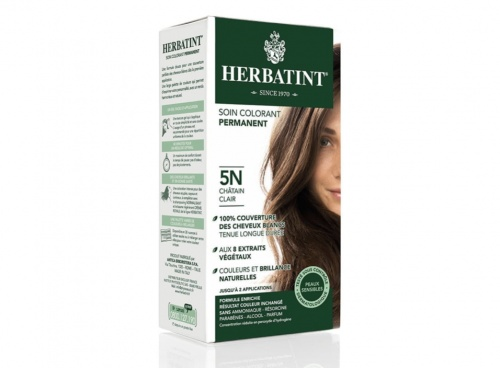 Herbatint - Soin colorant permanent