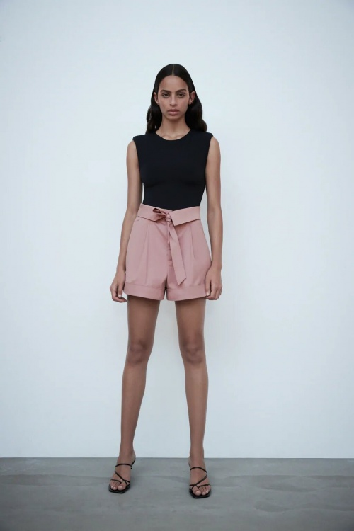 Zara - Short Rose