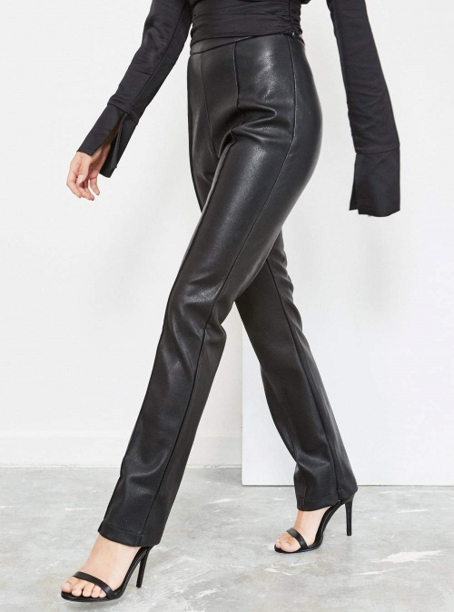 4th and Reckless - Pantalon en cuir vegan
