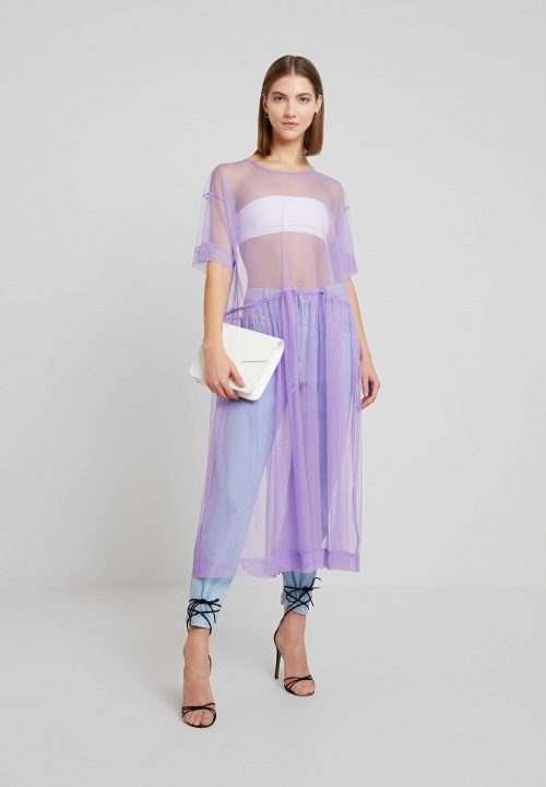Monki - Robe transparente