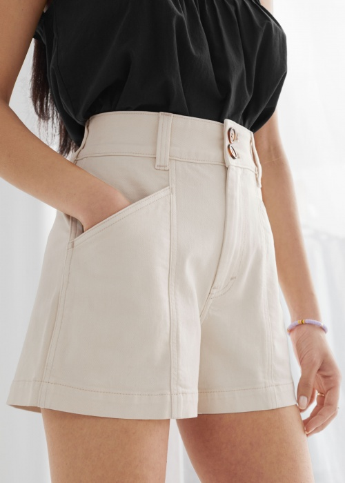 &Other Stories - Short taille haute