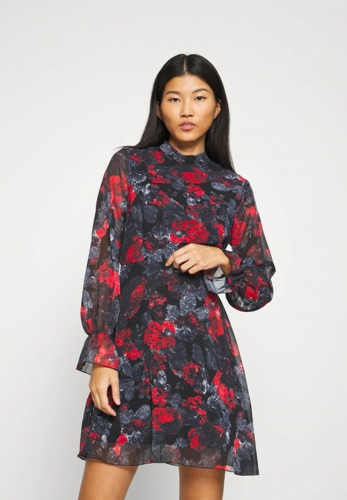 Trendyol - Robe imprimé fleuri