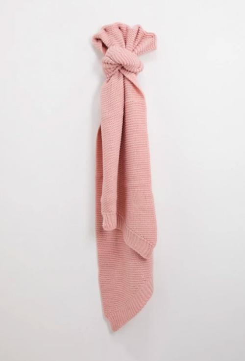 Pieces - Écharpe oversize en laine