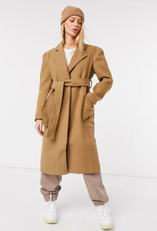 Fashion Union - Manteau croisé