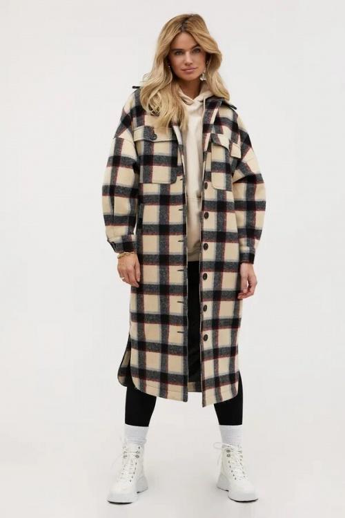 Loavies - Manteau à carreaux