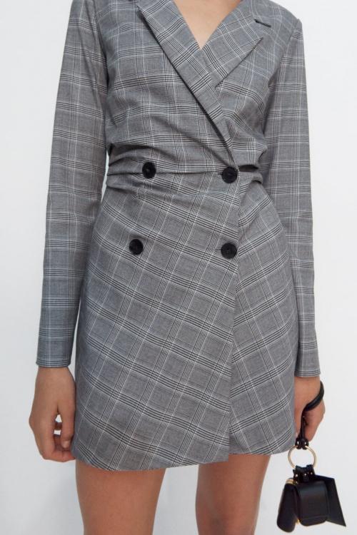 Zara - Robe blazer