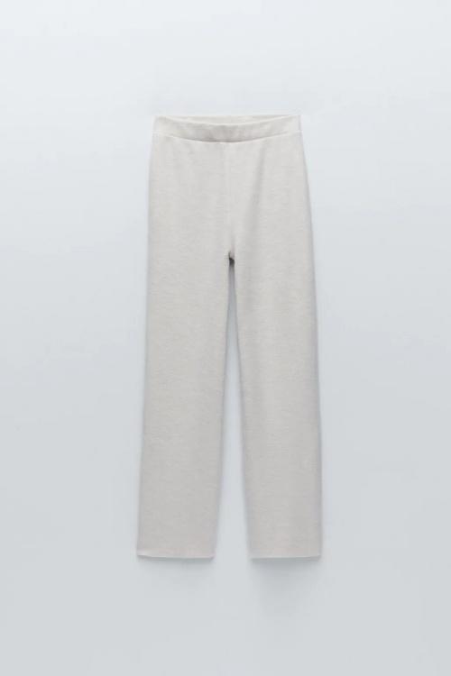 Zara - Pantalon toucher doux