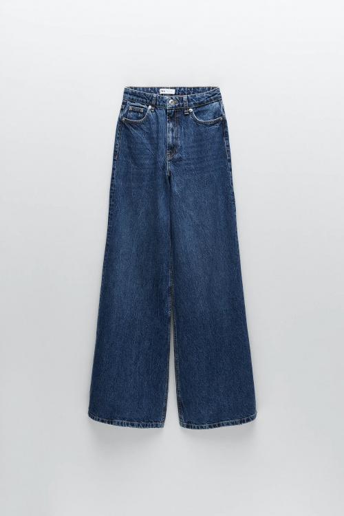 Zara - Jean jambes larges