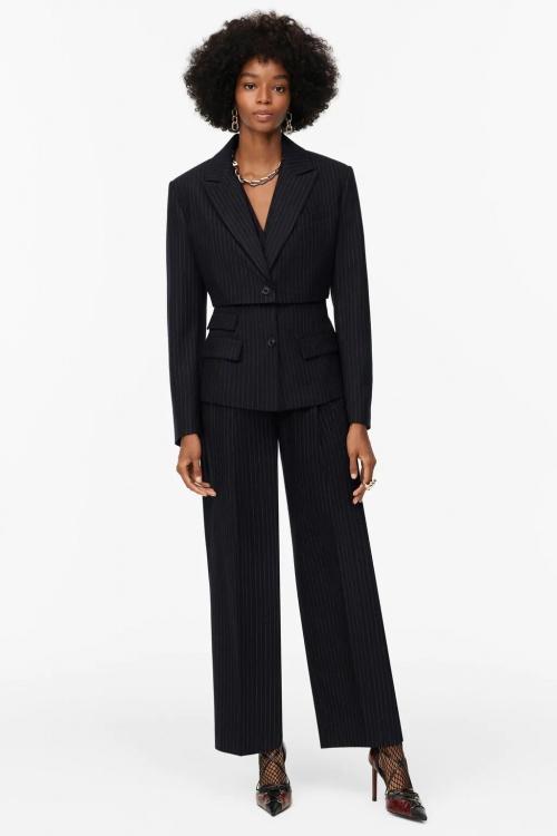 Zara - Veste blazer courte
