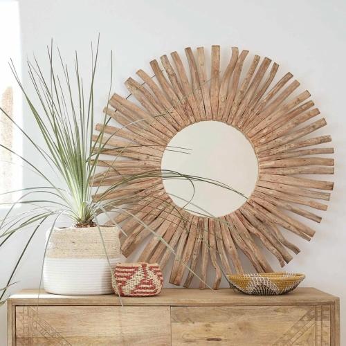 Maison du Monde - Miroir rond