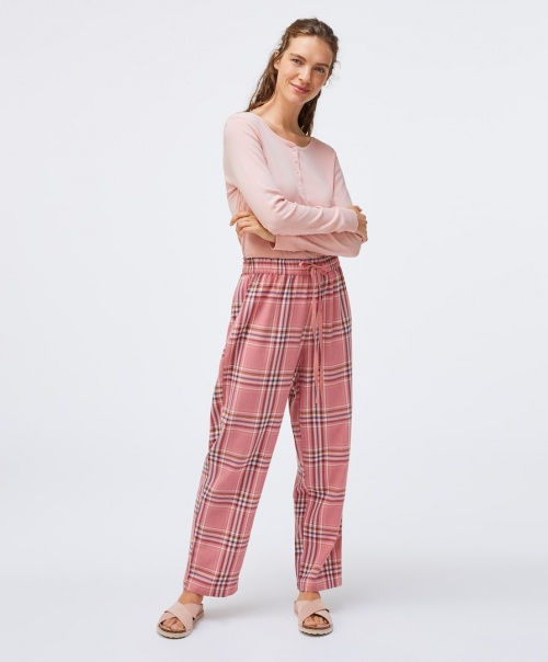 Oysho - Pantalon coton
