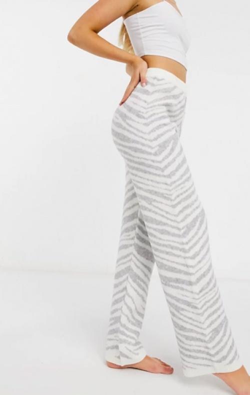 Asos DESIGN - Pantalon en maille