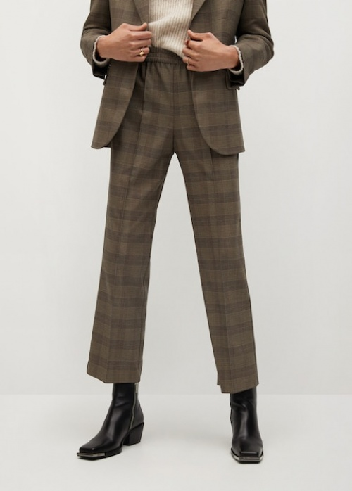 Mango - Pantalon de costume