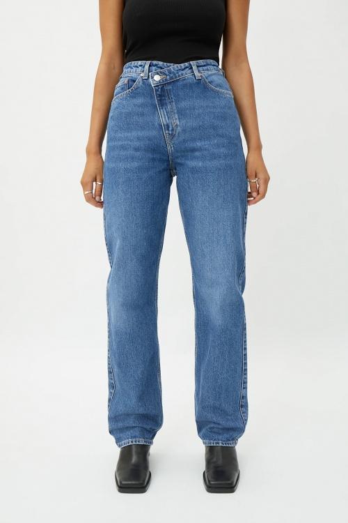 Weekday - Jeans asymétrique