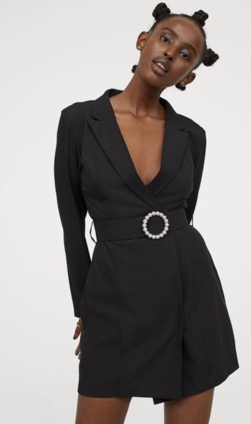H&M - Robe Blazer
