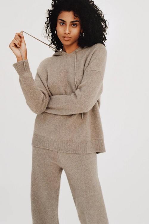 Zara - Pantalon en cachemire