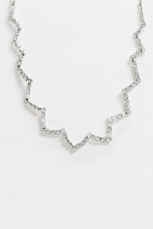 True Decadence - Collier avec strass