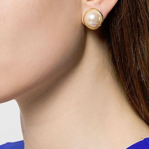 Susan Caplan Vintage - Boucles d'oreilles