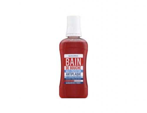 Monoprix - Bain de bouche anti plaque