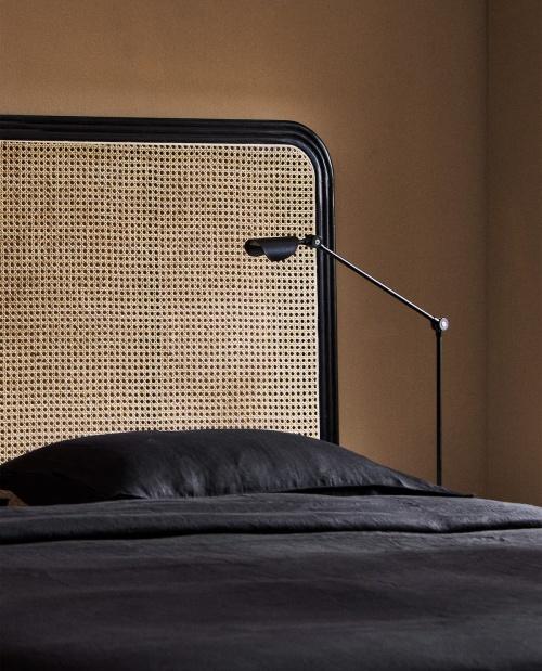 Zara Home - Tête de lit en rotin