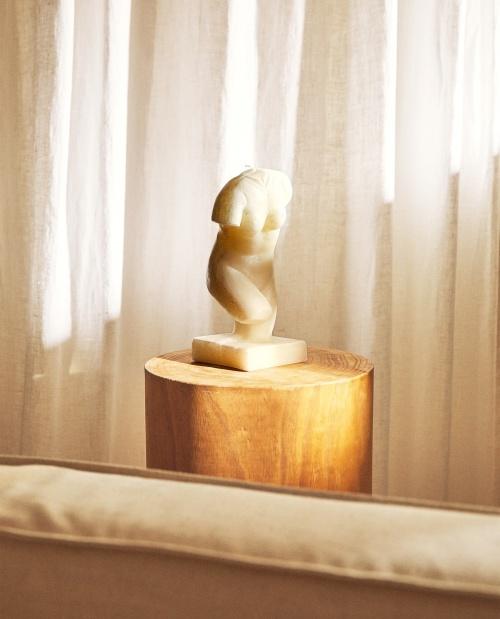 Zara Home - Bougie buste