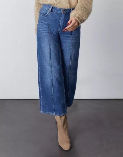 Reiko Jeans - Jeans wide Poppy