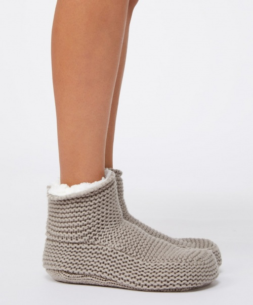 Oysho - Chaussons montants