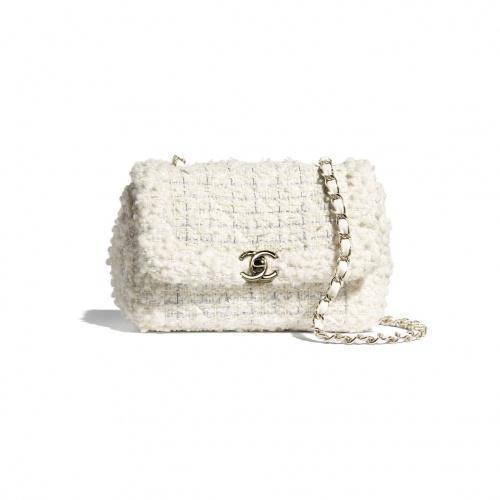 Chanel - Sac en tweed