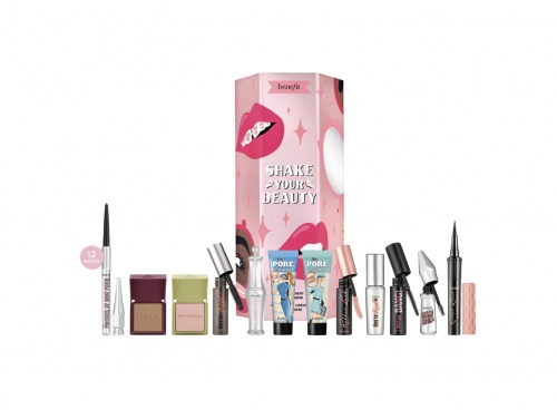 Benefit Cosmetics - Shake Your Beauty Calendrier De L'avent 2020