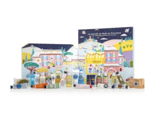 L'Occitane - Calendrier de l'Avent 2020 - Kiosque Provençal