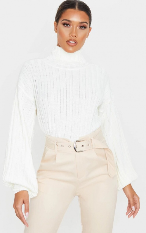 Missguided - Pull col roulé