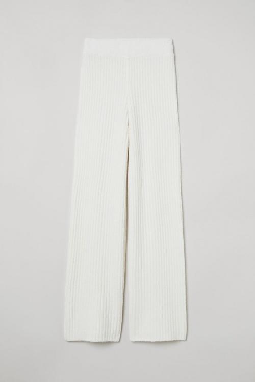 H&M - Pantalon en maille