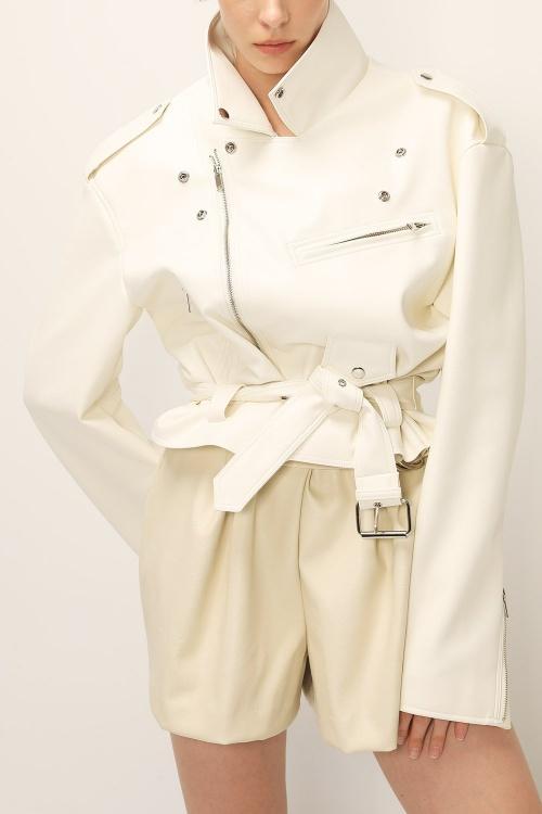 Storets - Veste faux cuir