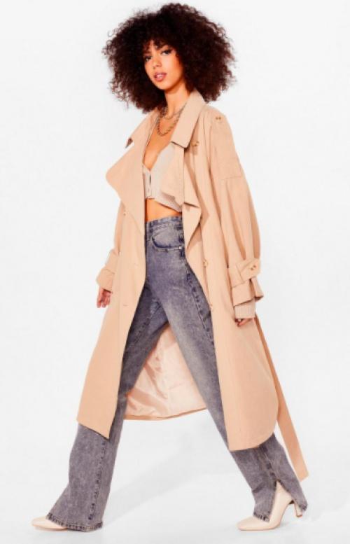 NastyGal - Trench coat