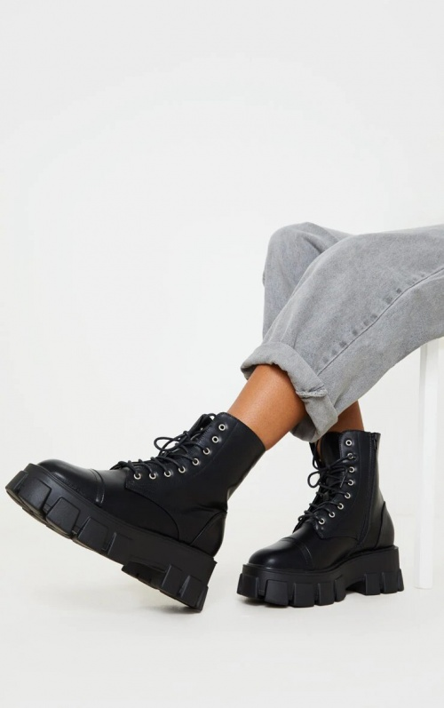 PrettyLittleThing - Bottines