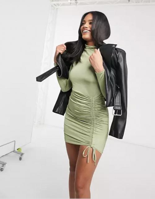 Femme Luxe - Robes à fronces