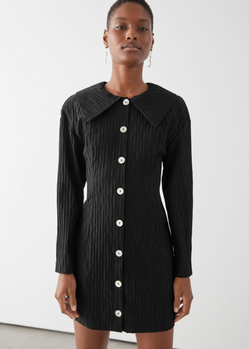 & Other Stories - Robe chemise