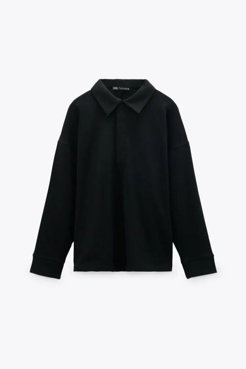 Zara - Sweat Polo