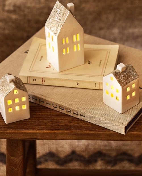 Zara Home - Maison en porceleine