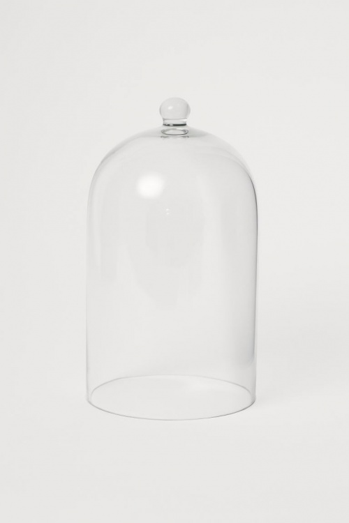 H&M Home - Cloche en verre